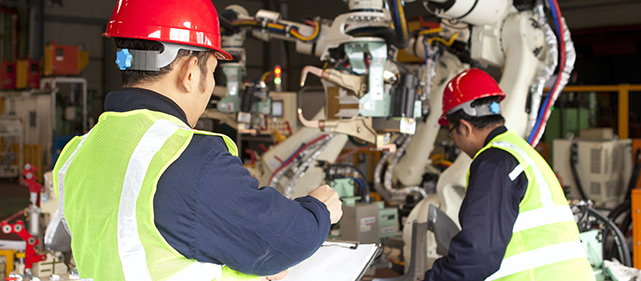 We combine your manufacturing excellence with our industry experience and knowledge.